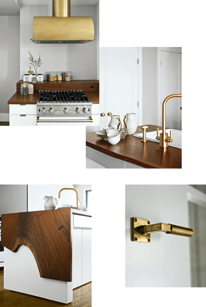 Blog post- home design_brass kitchen