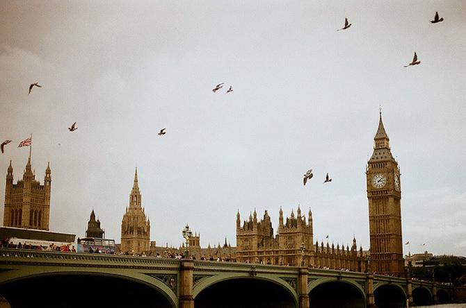 Chou pomme blog - london