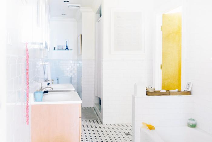 Chou pomme blog - bathroom