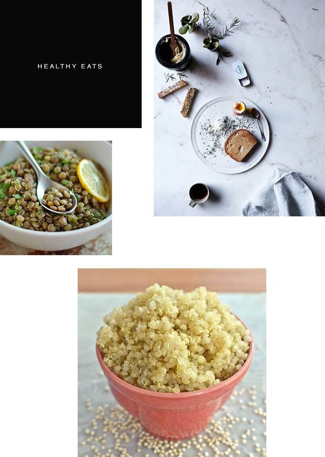 CHOU POMME BLOG - healthy eats